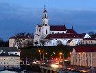 Гродно: Вечерний город