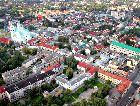 Гродно: Вид на город сверху