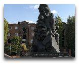 Гюмри: Памятник жертвам Спитакского землетрясения