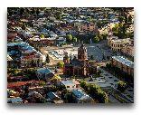 Гюмри: Панорама города