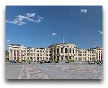Гюмри: Здание мэрии Гюмри