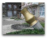 Гюмри: Вот такой необычный фонтанчик Мушурба
