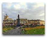 Гюмри: Площадь Независимости