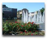 Хельсинки: Кайсаниеми парк