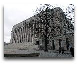 Хельсинки: Парламент Финляндии