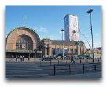 Хельсинки: Площадь железнодорожного вокзала Хельсинки