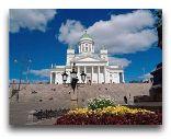 Хельсинки: Площадь Кафедрального собора
