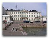 Хельсинки: Президентский дворец
