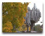 Хельсинки: Сибелиус парк