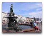 Хельсинки: Фонтан
