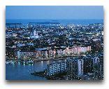 Хельсинки: Вечерний город