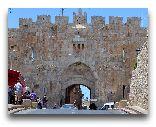 Иерусалим: Львиные ворота