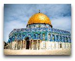 Иерусалим: Мечеть Куббат ас-Сахра
