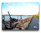 Йёнчёпинг: Берега озера