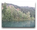 Джермук: озеро