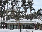 Юрмала: Зима Лес Юрмала