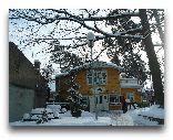 Юрмала: Улицы Юрмалы зимой