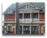 Юрмала: Фасад отеля Ма Ма