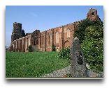 Калининград: Руины собора 14 века