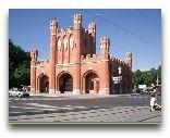 Калининград: Королевские ворота