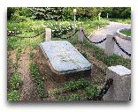 Каракол: Могила Памятник Пржевальского