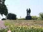 Карлсхамн: Памятник эммигрантам
