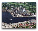 Карлсхамн: Вид на порт
