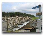 Карлсхамн: Деревянные мосты