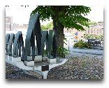 Карлсхамн: Памятики города