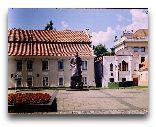 Каунас: Центральная площадь города
