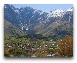 Казбеги: Село Степанцминда, Казбеги