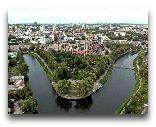 Харьков: Панорама центра Харькова