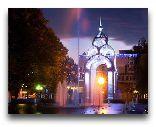 Харьков: «Зеркальная струя», визитная карточка города