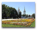 Харьков: Александровский сквер
