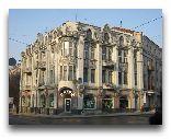 Харьков: Дом на углу площади поэзии