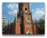 Харьков: Католический Кафедральный собор на улице Гоголя