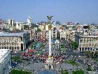 Киев: Площадь Независимости