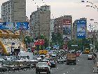 Киев: Улица Вадима Гетьмана в Киеве