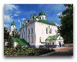 Киев: Вознесенская церковь, 1732. Фроловский монастырь.