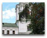 Киев: Фроловский монастырь. Колокольня, 1821
