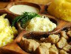 Кишинёв: Молдавский национальный ресторан