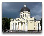Кишинёв: Храм Рождества Христова в Кишинёве