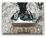 Кишинёв: Памятник А.С. Пушкину
