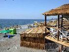 Кобулети: Пляжные кафе