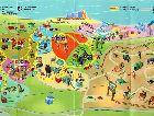 План Парка природы Кольморден