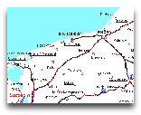 Колобжег: Карта