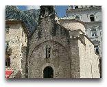 Котор: Католическая и Православная церковь Св.Луки