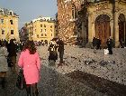 Краков: Улицы города