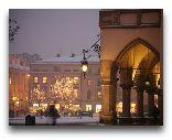 Краков: Зима