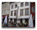 Краков: Рестораны Казимежа